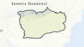 Karte / Muntenia