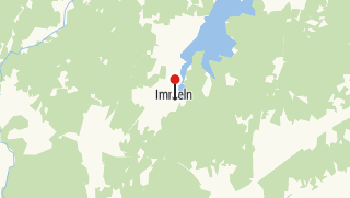 Karte / Immelns Kanotcenter