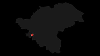 Karte / Inselwandern im Südwesten Schottlands