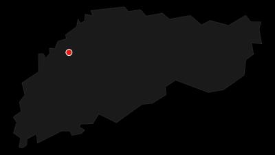 Map / Von Weissenburg zur Hängebrücke Leiternweide