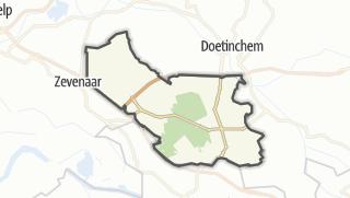 地图 / Montferland