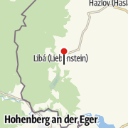 Mappa / Burg Liebenstein
