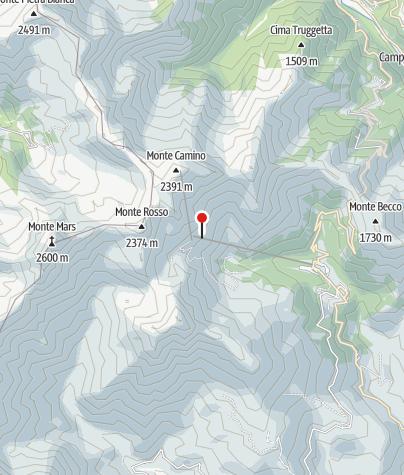 Map / Rifugio Rosazza