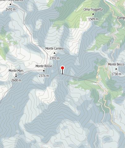 Karte / Rifugio Rosazza