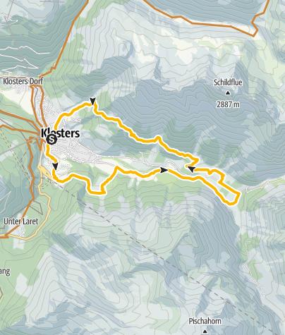 Map / 331 Alp Garfiun