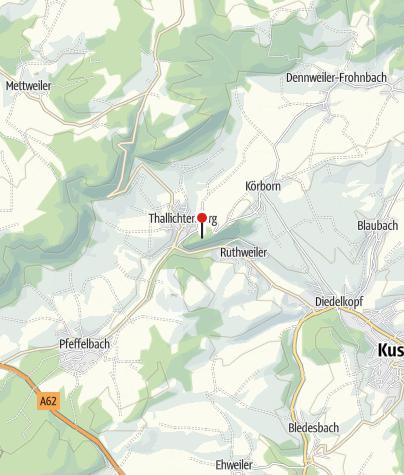Karte / Burgrestaurant