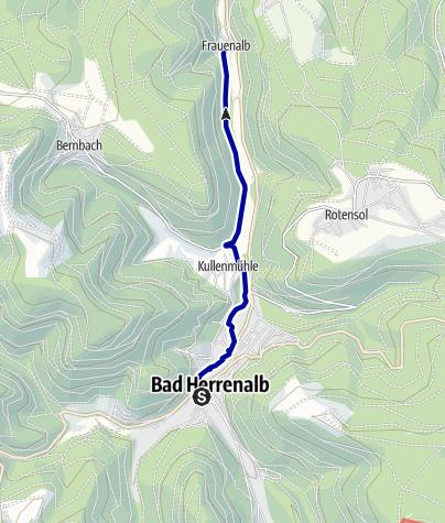 Karte / Klosterpfad (auch für Kids)