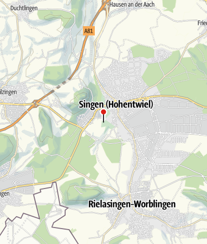 Map / Schanzstuben
