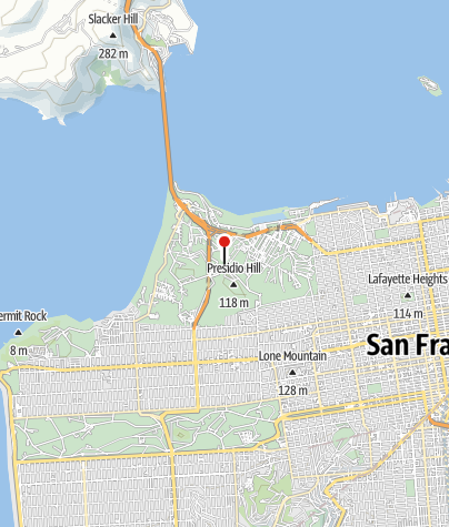 Presidio Of San Francisco Nature Reserve Outdooractive Com