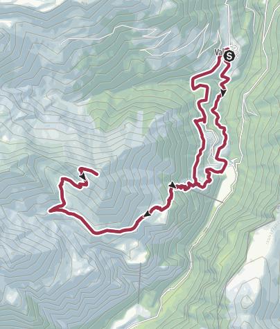 Karte / Valens - Muntaluna