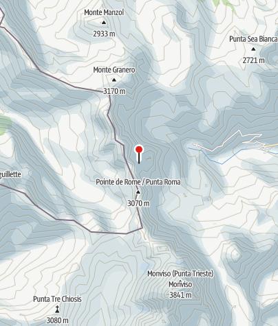 Karte / Rifugio Vitale Giacometti