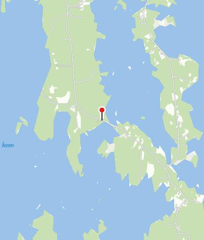 Karte / Nationalpark Åsnen - Eingang Sunnabron