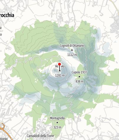 Map / Vesuv