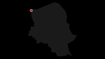 Karte / Rheinradweg / Rheinhessen