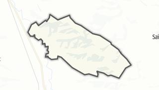 Карта / Castelnau-d'Arbieu