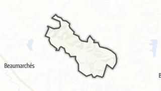 Карта / Louslitges
