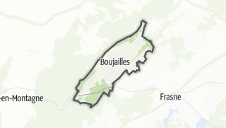 Mapa / Boujailles
