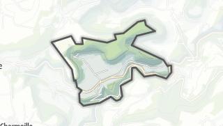 Térkép / Cour-Saint-Maurice