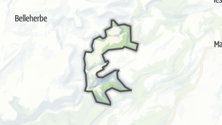 Mapa / Battenans-Varin