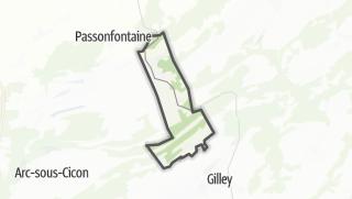 Mapa / Longemaison