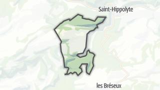 Mapa / Fleurey
