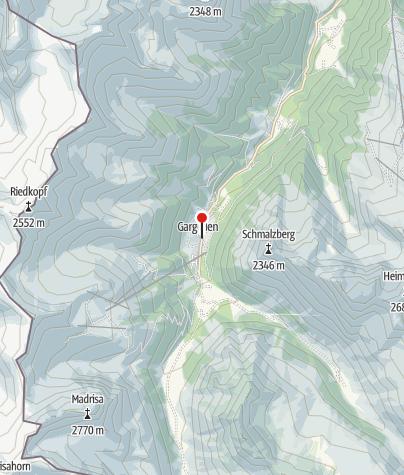 Karte / Schlappiner