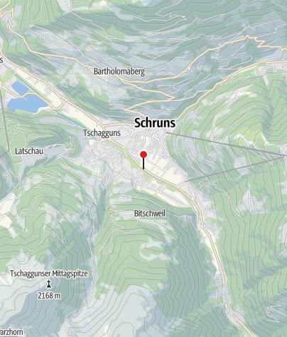 Karte / POI Fußballstadion