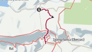 JULIANA TRAIL - etapa 8: Bohinjska Bistrica – Podbrdo