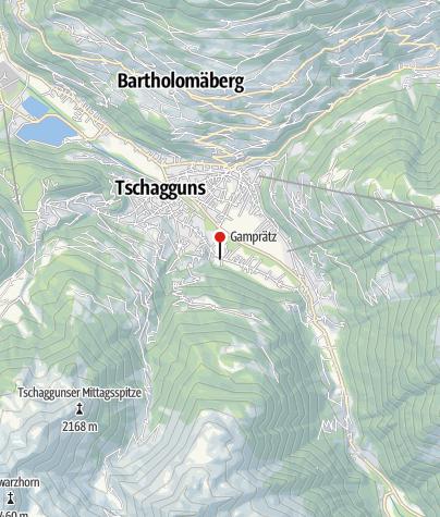 Karte / POI Schanzenzentrum