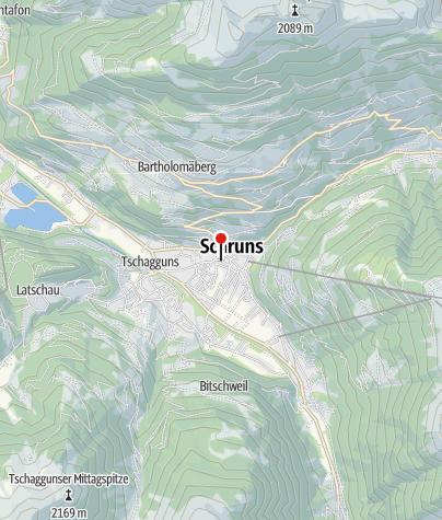 Karte / Haus Kapell