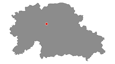 Map / Auf dem Brockenrundweg