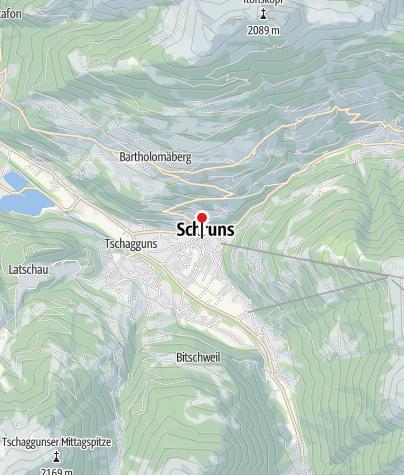 Karte / Gasthaus Kreuz