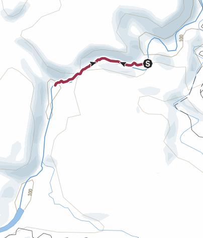 Karte / Auf Entdeckungstour ins malerische Wadi Lasmu