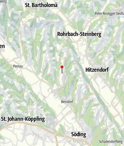 Karte / Schloss Reiteregg