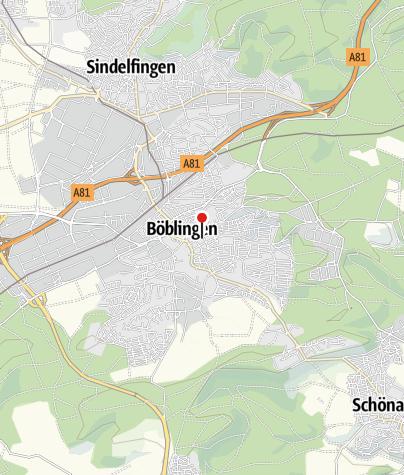 Karte / Brauhaus Böblingen