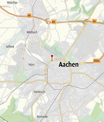Karte / Ponttor Aachen