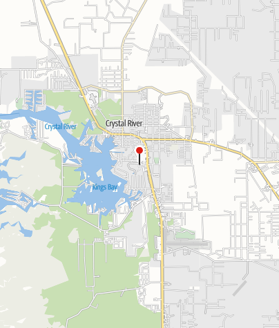 Three Sisters Springs Florida Map.Three Sisters Springs Refuge Nature Reserve Outdooractive Com