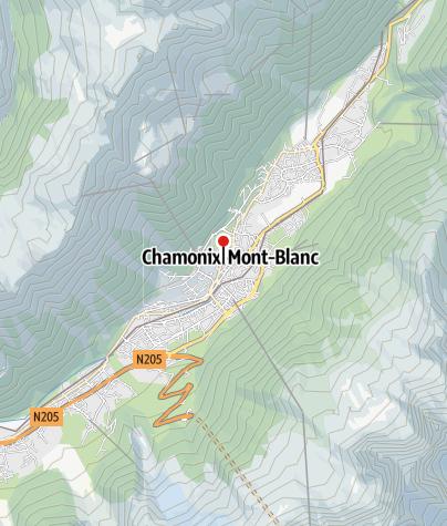 Mont Blanc France Map.Tour Du Mont Blanc Self Guided Organized Long Distance Hiking