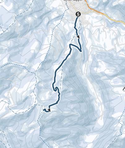 Karte / Tanzboden