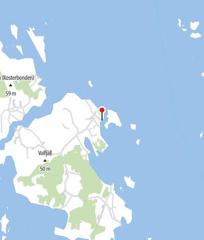 Karte / Kosterhavet Nationalpark & Naturum Kosterhavet
