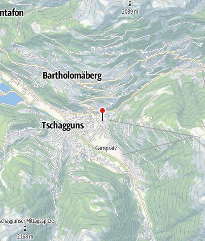 Karte / Frühmeßhaus