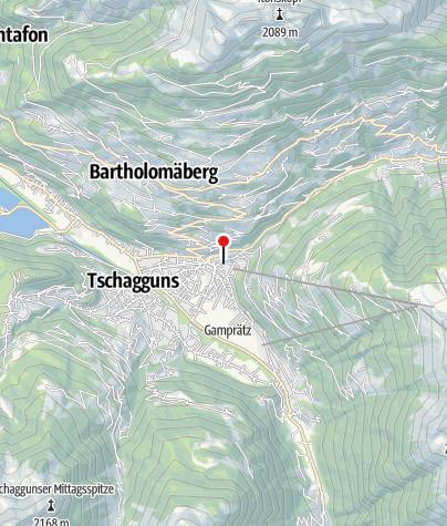 Karte / Sternensaal