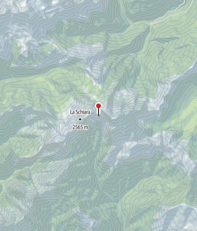 Karte / Bivacco Marmol