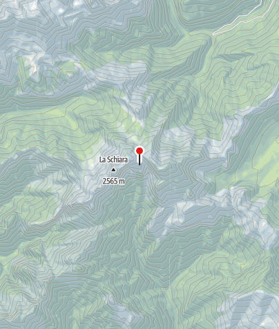 Map / Bivacco Marmol