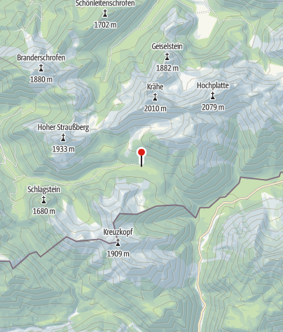Karte / Jägerhütte