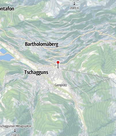 Karte / Gemeindeamt
