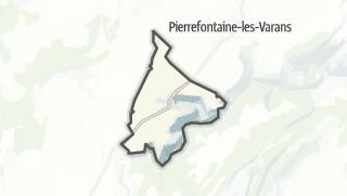 Mapa / La Sommette
