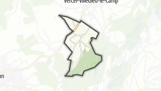 Mapa / Adam-lès-Vercel