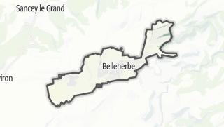 Térkép / Belleherbe