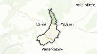 Térkép / Fallerans